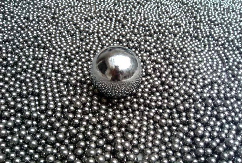 沐川超细粉钢球钢锻